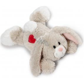 Nici Love You Rabbit Plush toy the finest plush 20 cm