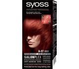 Syoss Color SalonPlex barva na vlasy 6-27 Purpurově červený
