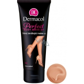 Dermacol Perfect Body Make-up voděodolný zkrášlující tělový make-up odstín Tan 100 ml