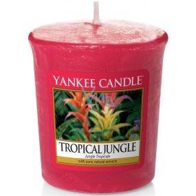 YANKEE CANDLE Votive Tropical Jungle 3822