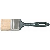 Spokar Flat brush 81264, plastic handle, clean bristle, size 2.5