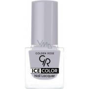 Golden Rose Ice Color Nail Lacquer nail polish mini 150 6 ml