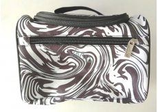 Albi Original Neutral travel cosmetic case 24 cm x 16 cm x 13 cm