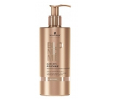 Schwarzkopf Professional BlondMe Keratin Restore Bonding Cleansing Conditioner For All Types Of Blond Hair Dispenser 500 ml