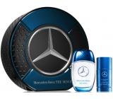 Mercedes-Benz The Move eau de toilette for men 60 ml + deostick 75 ml, gift set