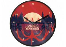 Epee Merch Stranger Things Wall clock 24.5 x 24.5 cm