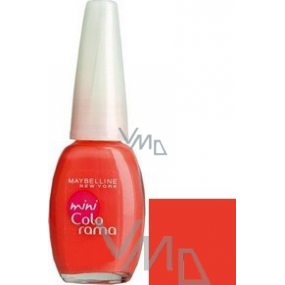 Maybelline Colorama nail polish 110 Urban Coral 7.5 ml