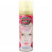 Glitter Glitter Hairspray and Body Gold Spray 125 ml