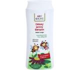 Bione Cosmetics Bio Dětský jemný šampon 205 ml