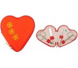 Dup Manikúra Valentýnka koženka 4 dílná 230402-285