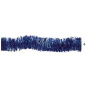 Řetěz 200 cm modrý