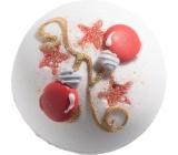 Bomb Cosmetics Vánoční světla Šumivý balistik do koupele 160 g