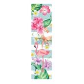 Albi Bookmark Flip Flop 3D Flamingos 19 x 5 cm