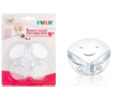 Baby Farlin Table corner cover transparent 4 pieces