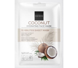 Gabriella Salvete 15 Minutes Sheet Mask Coconut Moisturizing Textile Face Mask 1 piece