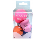 Man Fei Makeup Sponge 4 pieces set of 118 mix colors