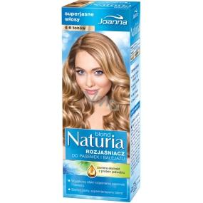 Joanna Naturia Blonde Highlights Hair Super Platinum Blonde 4-6 Tones