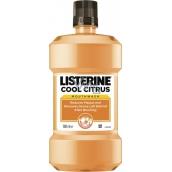 Listerine Cool Citrus ústní voda antiseptická 500 ml