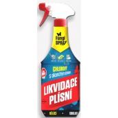 Fungi Eliminate mold chlorine spray 500 ml spray