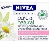 Nivea Visage Pure & Natural Soothing Daily Cream 50 ml