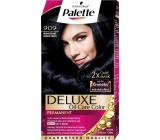 Schwarzkopf Palette Deluxe hair color 909 Blue-black 115 ml