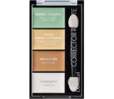 Dermacol Corrector Palette 4-color palette proofreaders and brighteners 9 g