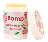 Bomb Cosmetics Jablko a liči - Apple Ever Balzám na rty 9 ml