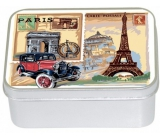 Le Blanc Rose - Paris Carte natural soap solid in a box of 100 g