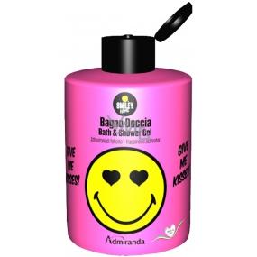 Smiley World Pink baby bath and shower gel 300 ml