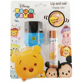 Disney Tsum Tsum Me lip gloss + nail polish, cosmetic set for children