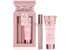 Baylis & Harding Jojoba, Vanilla and Almond Oil 12 ml rollerball + hand cream 50 ml, gift set