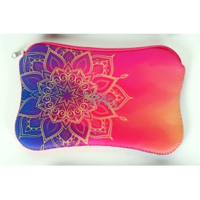 Albi Original Neoprene bag Mandala 17,5 x 11,5 cm