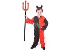 Devil costume with headband size M