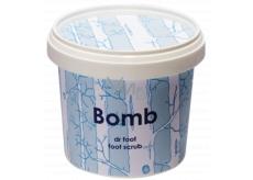 Bomb Cosmetics Osvěžující peeling na nohy - Dr.Foot Refreshing 365 ml