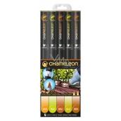 Chameleon Color Tones CT0503 sada tónovacích alkoholových fixů 5 kusů