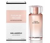 Karl Lagerfeld Fleur de Pecher perfumed water for women 100 ml
