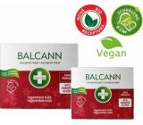 Annabis Balcann konopná mast z Bio konopí regenerace kůže pro suchou a podrážděnou pokožku 50 ml