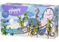 Bella Happy Baby Octopus hygienic handkerchiefs 2 layers 150 pieces