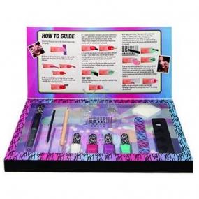Technic Nail Art Gift Set, Cosmetic Set