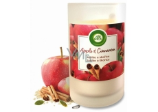 Air Wick Apple & Cinnamon - Apple and Cinnamon XXL Scented Candle Glass 310 g