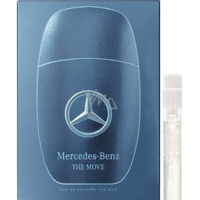 Mercedes-Benz The Move Homme edt 1ml vial