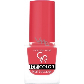 Golden Rose Ice Color Nail Lacquer nail polish mini 191 6 ml