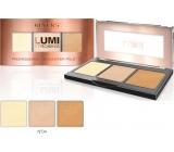 Revers Lumi Strobing Professional Highlighter Palette Brightener Palette 04 12.5 g