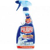 Pulirapid Bathroom and kitchen descaler spray 500 ml