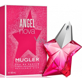 Thierry Mugler Angel Nova perfumed water refillable bottle for women 30 ml