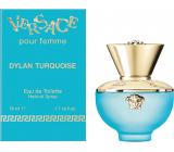 Versace Dylan Turquoise Eau de Toilette for Women 50 ml