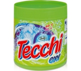 Tecchi Oxy stain remover with active oxygen for white and colored laundry 500 g