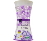 Mr. Aroma Lava Gel Crystals Lavender & Camomile gel air freshener 150 g