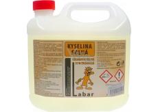 Labar Hydrochloric acid 31% technical 3 l