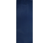 Nekupto Dárková kraftová taška na láhev 40 x 14 x 9 cm Modrá 371 KLH